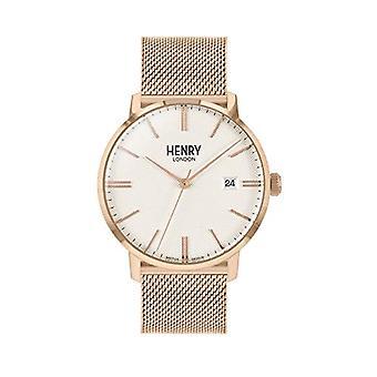 Henry London Clock Unisex ref. HL40-M-0374