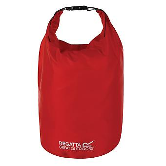 regatta 40l dry bag amber glow red waterproof taped seams for camping