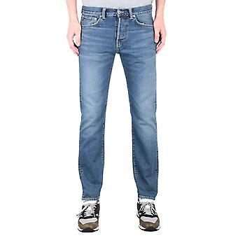 Edwin ED-80 Slim Tapered 12.6oz Yumiko Blue Wash Denim Jeans