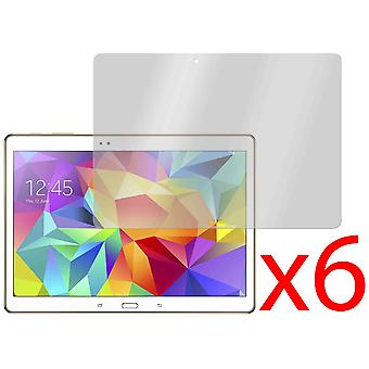 """6x Screen Protector Cover for Samsung Galaxy Tab S 10.5"""" T800"""