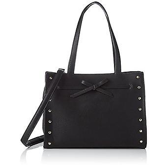 Tom Tailor 24011 Black Women's Bag (Black (schwarz 60)) 10x22.5x30 cm (B x H x T)