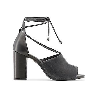 Made in Italia - shoes - sandal - AMALIA_NERO_ARGENTO - ladies - black,silver - 40