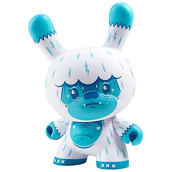 """Dunny Kono the Yeti 8"""" Dunny by Squink"""