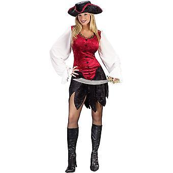 Attractive Pirate Adult Costume