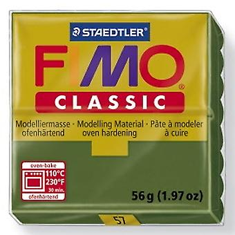 Fimo Soft Clay 57g - Pacific Blue 8020-37