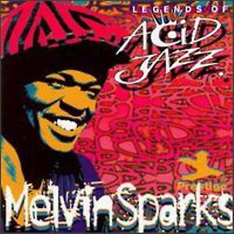 Melvin Sparks - Legends of Acid Jazz [CD] USA import