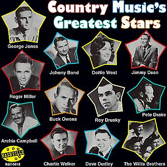 Country Music's Greatest Stars - Country Music's Greatest Stars [CD] USA import