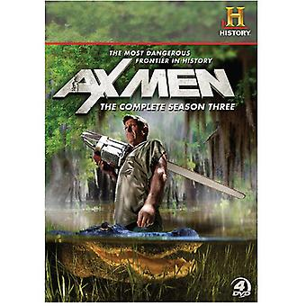 Ax Men: The Complete Season Three [DVD] USA import