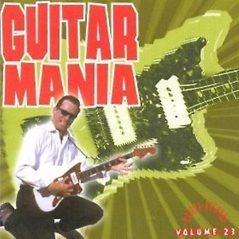 Various Artist - Guitar Mania Vol. 23 [CD] USA import