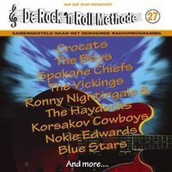 Various Artist - De Rock 'N Roll Methode Vol. 27 [CD] USA import