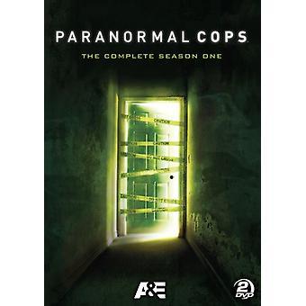 Polícia paranormal: Temporada 1 importação EUA [DVD]