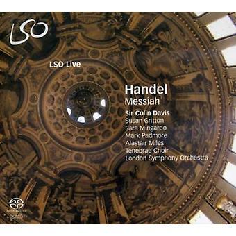 G.F. Handel - Handel: Messiah [Includes Dvd] [SACD] USA import