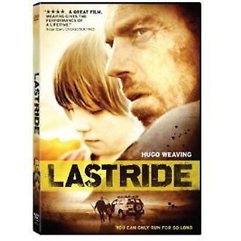 Last Ride [DVD] USA import