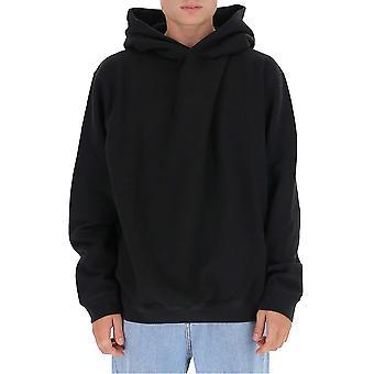 Maison Margiela S30gu0143s25403900 Men's Black Cotton Sweatshirt