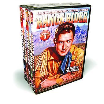 Range Rider: Vol. 1-5 [DVD] USA importieren