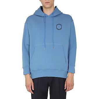 Stella Mccartney 601846smp834204 Heren's Lichtblauw Katoen Sweatshirt
