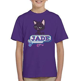 Littlest Pet Shop Jade Fish Bone Kid's T-Shirt
