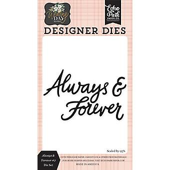 Echo Park altijd en e.a. Forever #2 sterft