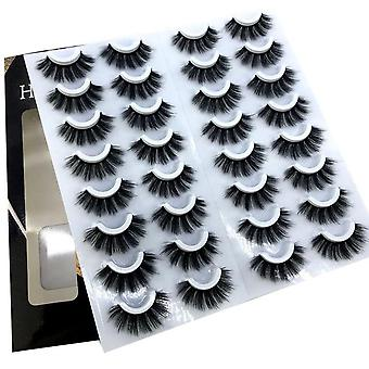Fake Eyelashes Natural Dramatic Eyelashes Extension
