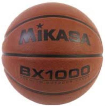 BA141P, Mikasa BX1010 Rubber Basketball - Intermediate