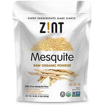 Zint, Mesquite Raw Organic Powder, 16 oz (454 g)