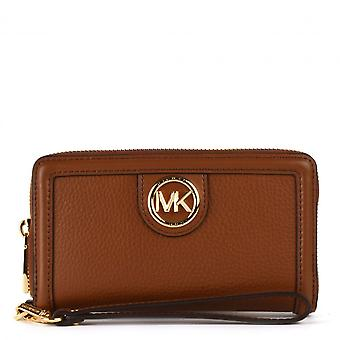 MICHAEL Michael Kors Samira Lg Flat Multifonctions Phone Case Luggage