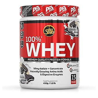 All Stars Whey Protein Strawberry 450 gr