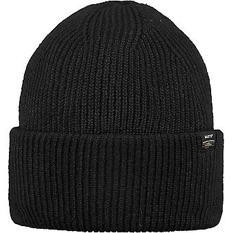 Barts Mens Mossey Stretched Breathable Turn Up Bonnet Chapeau