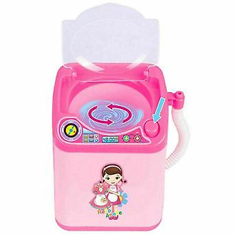 Sponge Makeup Brushes Cleaner Wash Housekeeping Toys- Mini Electric Washing Machine Cosmetic