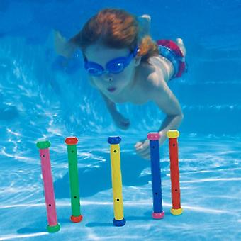 Kids Summer Swimming Teaching,torpedo Rocket Throwing, Outdoor Underwater Dive