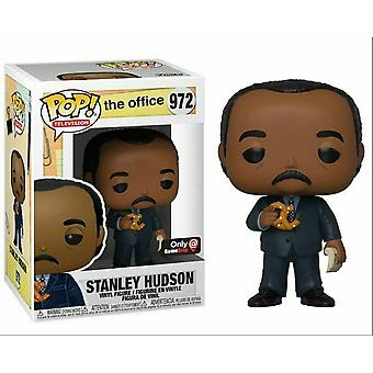 The Office Stanley Hudson with Pretzel US Exclusive Pop