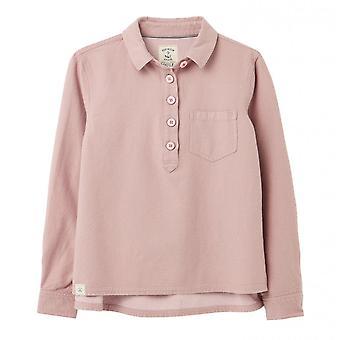 Joules Ashbrook Pop Over Deck Shirt (licht roze)