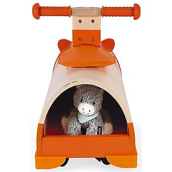 Janod Hamster Ride-On
