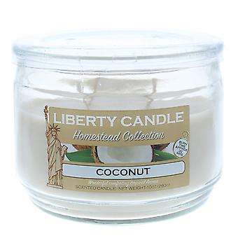 Liberty Candle - Scented Candle 283g - Coconut