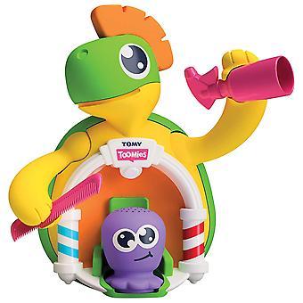TOMY Toomies Turtle Bath Salon