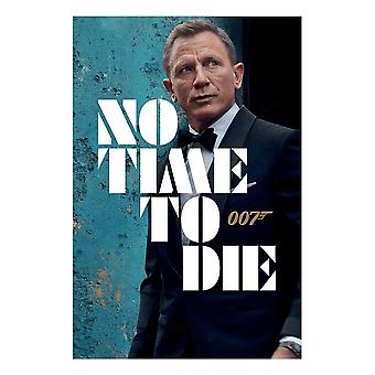 James Bond, Maxi Poster, No Time to Die - Azure