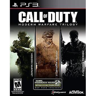 Call of Duty Σύγχρονη Πολεμική Τριλογία PS3 Παιχνίδι