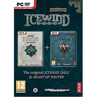 Jeu de Icewind Dale Compilation PC