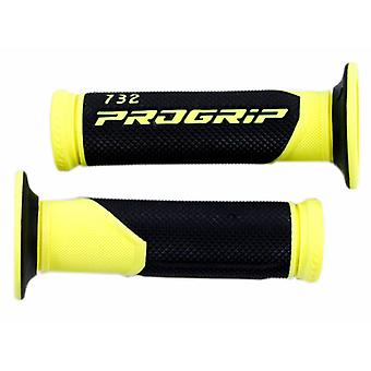 Progrip 732YLBK Duo Density 732 Gripsyellow - Black