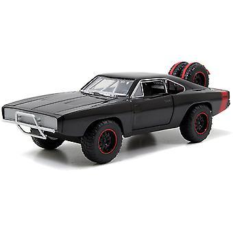 Nopea ja raivoisa 1970 Dodge Charger Offroad 1:24