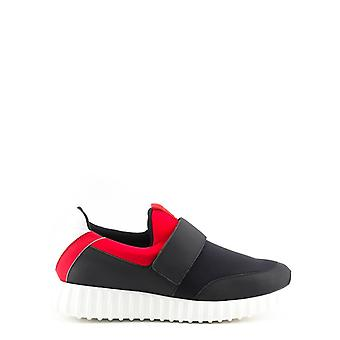 Made in italia leandro men's rubber leather sneakers