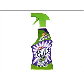 Reckitts Cillit Bang Grease & Sparkle 750ml