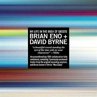Eno/Byrne - My Life in the Bush of Ghosts [CD] USA import