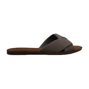 1. Estado de mujer Travor ante abierto de la puntera casual slide sandalias