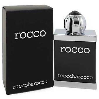 Rocco Black By Roccobarocco Eau De Toilette Spray 3.4 Oz (men) V728-550679