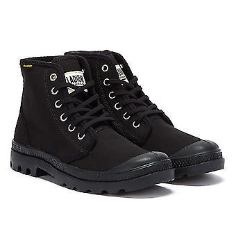 Palladium Pampa negro Originale Hola botas