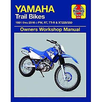 Yamaha Trail Bikes ('81-'16)