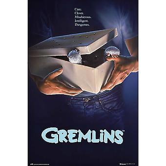 Gremlins Poster   91,5 x 61 cm