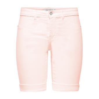 KICKIS kvinnors Jeans Shorts Chino Stretch byxor Casual JDYANICA Denim byxor