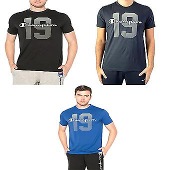 Kampioen Mens Logo T-shirt
